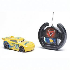 Машина на р/у  Крус Рамирес, 13 см Disney