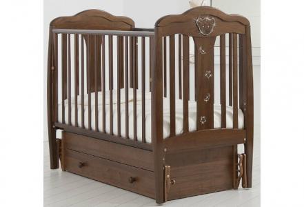 Детская кроватка  Мишель универсальный маятник Гандылян