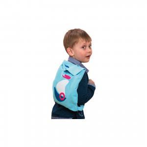 Стигис-аппликация Рюкзак детский, голубой STIGIS