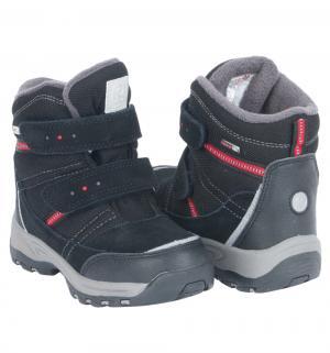 Ботинки  Visby, цвет: черный Reima