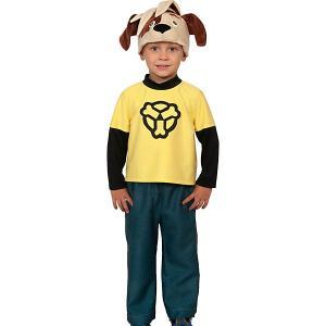 Карнавальный костюм Барбоскины Дружок Карнавалофф. Цвет: разноцветный
