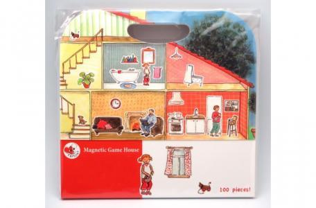 Магнитная игра Дом Egmont