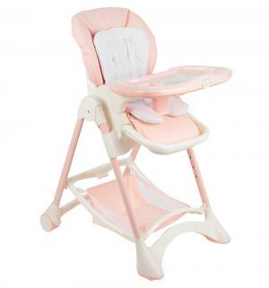 Стульчик для кормления  S5, цвет: розовый Corol