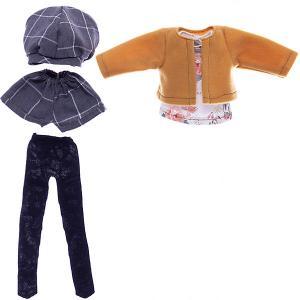 Одежда для куклы Даша, 32 см Paola Reina. Цвет: разноцветный