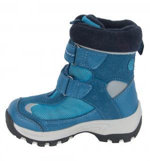 Ботинки  Kinos, цвет: синий Reima