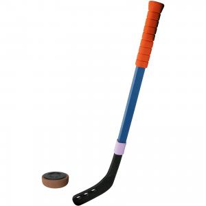 Клюшка хоккейная с шайбой, 70см SafSof