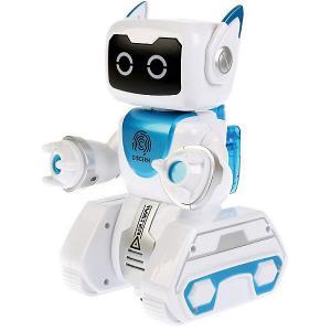 Интерактивный робот Пультовод Вольт на дистанционном управлении Zhorya. Цвет: белый