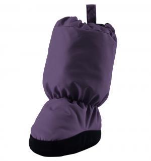 Пинетки  Antura, цвет: фиолетовый Reima
