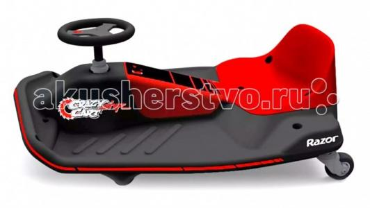 Электромобиль  Электро дрифт-карт Crazy Cart Shift Razor