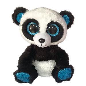 Мягкая игрушка TY Панда Бамбу, 15 см. Цвет: altrosa/schwarz