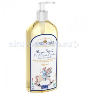 Linea Bimbi Детский шампунь-гель для волос и тела 500 мл Helan