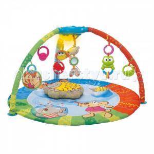 Развивающий коврик  Bubble Gym 3 в 1 Chicco
