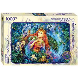Мозаика puzzle 1000 Волшебница (Авторская коллекция) Степ Пазл