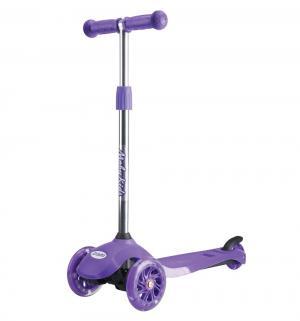 Самокат  Junior Light 2.0, цвет: фиолетовый Moby Kids