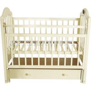 Детская кроватка  - 10 маятник продольный Briciola
