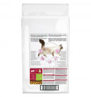 Сухой корм  для взрослых кошек с чувствительным пищеварением и привередливых к еде, ягненок, 10кг Pro Plan