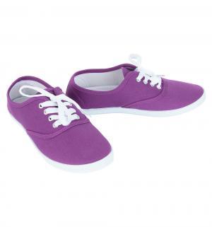 Кеды , цвет: фиолетовый Trien