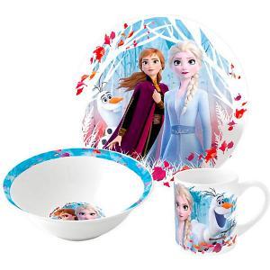 Набор посуды  Холодное сердце 2, 3 предмета Stor