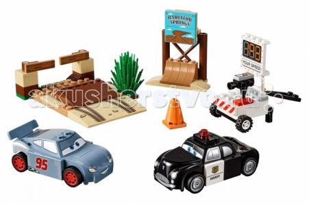 Конструктор  Juniors 10742 Лего Джуниорс Тренировочный полигон Вилли Бутта Lego