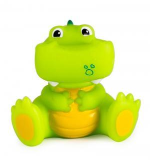 Игрушка для ванны  Крокодил Кроко, 7 см Happy Snail