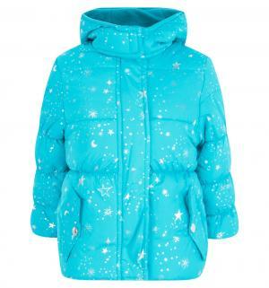 Куртка , цвет: голубой Pink platinum by Broadway kids