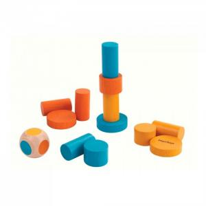 Деревянная игрушка  Построй башню Plan Toys