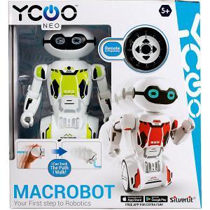 Интерактивный робот  Yсoo Макробот, зелёный Silverlit
