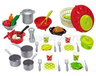 Набор посуды 100% Chef Ecoiffier