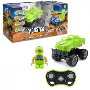 Cyborg Машинка разбивающийся внедорожник Monster Smash Ups на р/у ABtoys