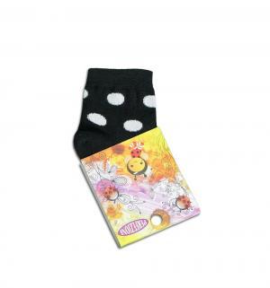 Носки, цвет: черный Perfezione