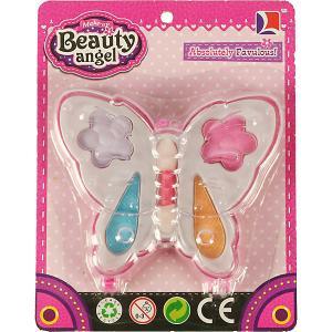 Детская декоративная косметика  Тени Бабочка-1 Beauty Angel