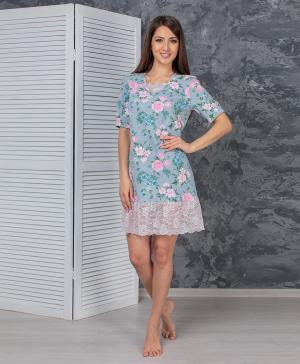 Платье Цветущий сад Pastilla