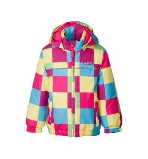 Комплект куртка/брюки  Игра в классики, цвет: фиолетовый Ma-Zi-Ma by Premont