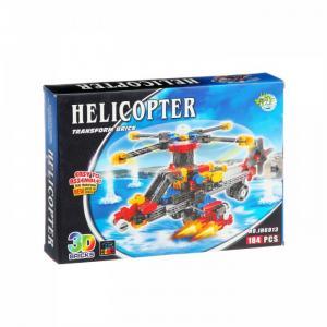 Конструктор  Toys Страйп Вертолёт JH6913 (184 элемента) Dragon