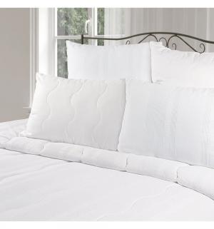 Подушка 50 х 70 см, цвет: белый Нордтекс