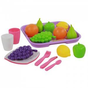 Набор продуктов №2 с посудкой и подносом Palau