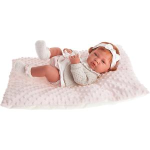 Кукла-младенец Antonio Juan Розарио, 42 см Munecas. Цвет: бежевый