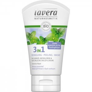 Универсальное очищающее средство 3 в 1 Lavera
