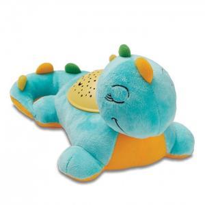 Светильник-проектор звездного неба Slumber Buddies Deluxe Динозавр Summer Infant