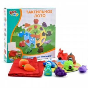 Настольная игра Тактильное лото Bambini