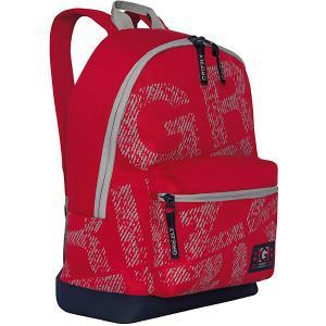 Рюкзак  RQ-921-2 Grizzly. Цвет: красный