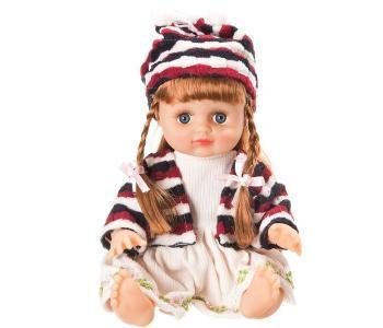 Кукла в сумке 18х24 см Д12917 Play Smart