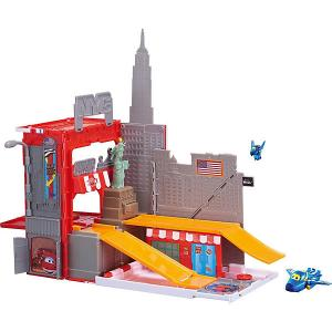 Игровой набор Auldey Супер Крылья Джером в Нью-Йорке Giochi Preziosi