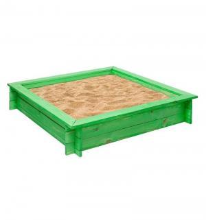 Песочница  Клио, цвет: зеленый Paremo