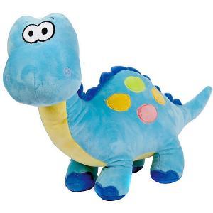 Мягкая игрушка  Динозаврик, 22 см Bebelot. Цвет: разноцветный