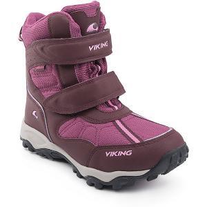 Ботинки Bluster II GTX Viking для девочки. Цвет: розовый