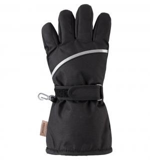Перчатки, цвет: черный Reima