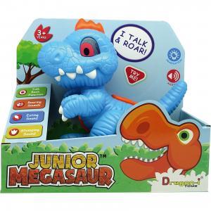 Игрушка Динозавр-повторюшка, со светом и звуком, Junior Megasaur Dragon-i