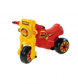Мото-кросс  111, цвет: красный Dohany