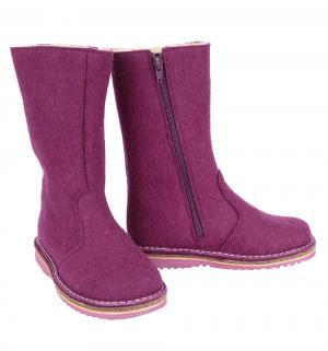 Валенки , цвет: фиолетовый Фома